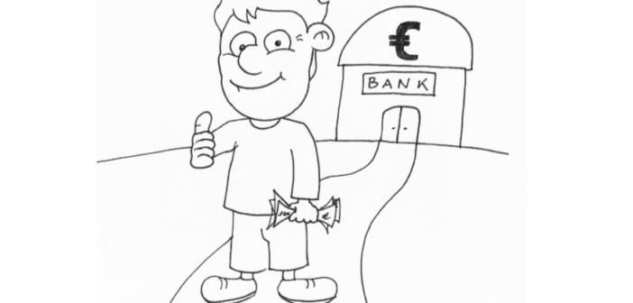 Sofortkredit von Bank in Österreich