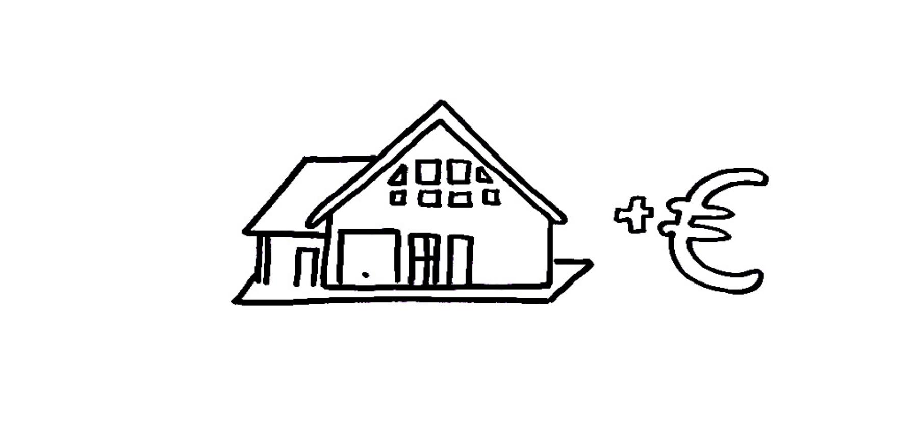 kredit f r den bau eines hauses in sterreich. Black Bedroom Furniture Sets. Home Design Ideas